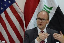 صورة سفير أمريكا ببغداد: هذا ما سنعمل عليه في العراق خلال الفترة القادمة