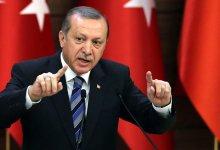 صورة أردوغان يلوح بشن عملية عسكرية ضد فصائل كردية مسلحة