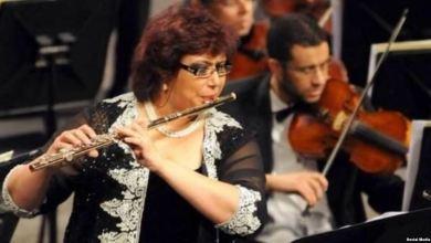 صورة عازفة فلوت تصبح أول وزيرة للثقافة في تاريخ مصر