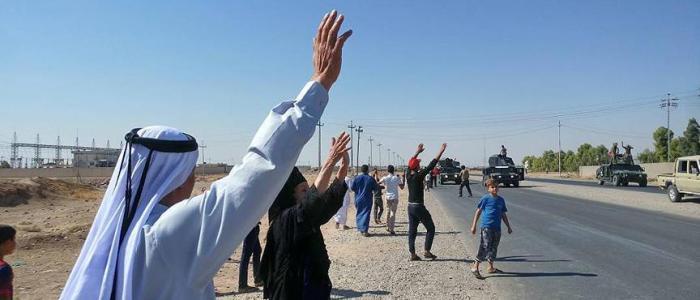 محافظ كركوك القرى هي الأكثر تضررا من احتلال داعش