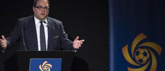 رئيس اتحاد الكونكاكاف يدعم الدول التي وصفها ترامب بالحثالة