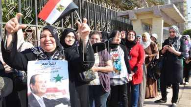 صورة شخصيات عامة في مصر تحث إلى مقاطعة انتخابات الرئاسة