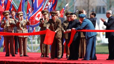 صورة 20 دولة بقيادة أميركا الضغط على كوريا الشمالية من خلال العقوبات