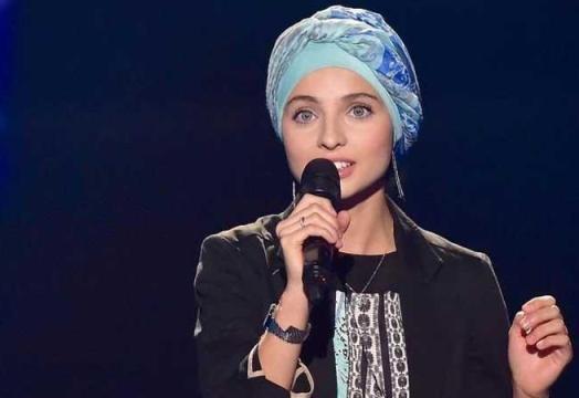 انسحاب مغنية  فرنسية من برنامج ذا فويس لهذا السبب
