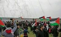 """الجيش الاسرائيلي ..مسيرات العودة """"نشاط إرهابي"""" وأحداث الجمعة،لم تنته"""