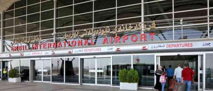 بغداد ترفع حظرها المفروض على الرحلات الدولية إلى كردستان