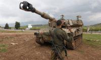 إسرائيل تستهدف موقعا عسكريا سوريا