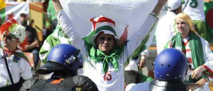 عقوبات صارمة لإيقاف العنف بملاعب الجزائر