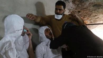 صورة الأمريكيون يفضحون حقيقة حادث دوما في سوريا