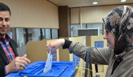 مفوضية الانتخابات ترد معترضين على النتائج