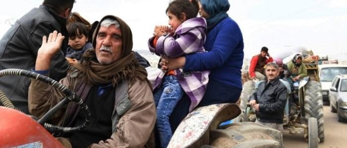 """تقرير دولي يكشف """"وحشية"""" ما يتعرض له سكان الشرق الأوسط"""