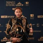 نيمار ينال جائزة أفضل لاعب في فرنسا
