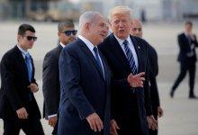 """صورة ترامب سيُعلن سيادة """"اسرائيل"""" على الجولان السوري!"""