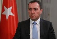 صورة فاتح يلدز: تركيا ستستمر بالوقوف بجانب العراق بشأن مياه دجلة والفرات