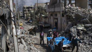 صورة المركز الإعلامي الأمني يصدر بيان بشأن بيع جثث تنظيم داعش