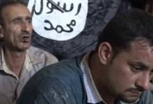 صورة داعش تمهل الحكومة ثلاثة أيام و يهدد بإعدام الرجال الستة