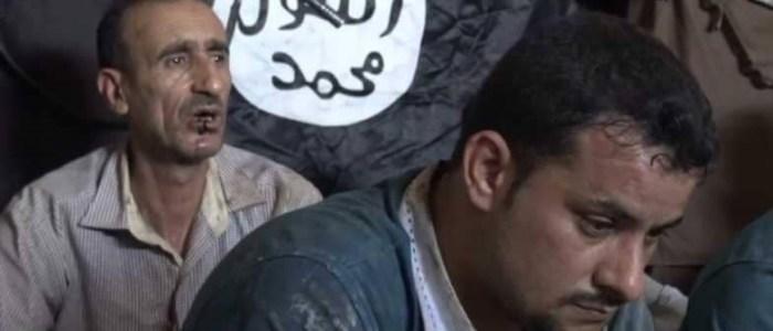 داعش تمهل الحكومة ثلاثة أيام و يهدد بإعدام الرجال الستة