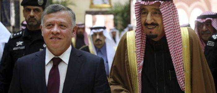 قمة مكة تقِر 2.5 مليار دولار للأردن