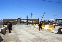 صورة العمليات المشتركة: قوات امنية يصلاحيات كاملة تحكم قبضتها على 14 منفذا حدوديا