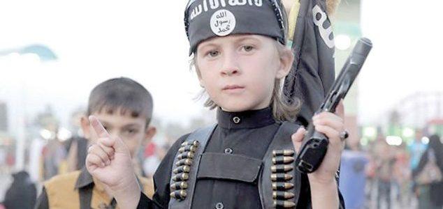 هيومان رايتس ووتش: العراق والأكراد يحتجزون 1500 طفل للاشتباه بانتمائهم لتنظيم داعش الأرهابي