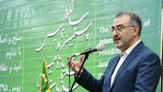 """وزير ايراني سابق يدعو لــ """"عدم ممانعة تقسيم العراق""""."""