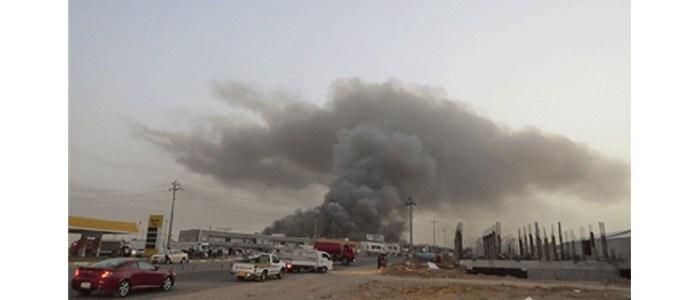 الثاني من نوعه خلال اسبوع ،انفجار مستودع للأسلحة غربي كربلاء