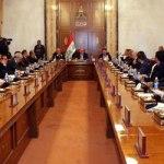 مجلس الوزراء يصدر عدة قرارات ويبطل  توجيهات مجلس المفوضين