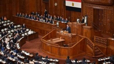 صورة البرلمان المصري يناشد العراقيين تحكيم صوت العقل ،واعلاء مصالح وطنهم العليا