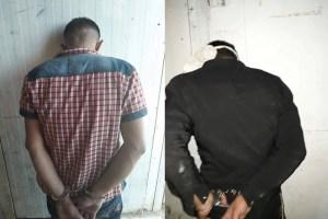 خلية الصقور تعتقل شخصين قاما بخطف وقتل سائق (جارجر) بالديوانية