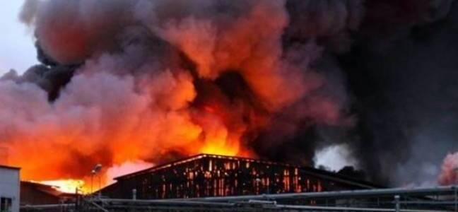 عشرات الحرائق وانفجارات لأنابيب غاز قرب بوسطن الأمريكية