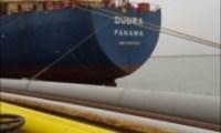 ضبط ناقلة غاز لاتحمل أوراقا أصولية في ميناء خور الزبير