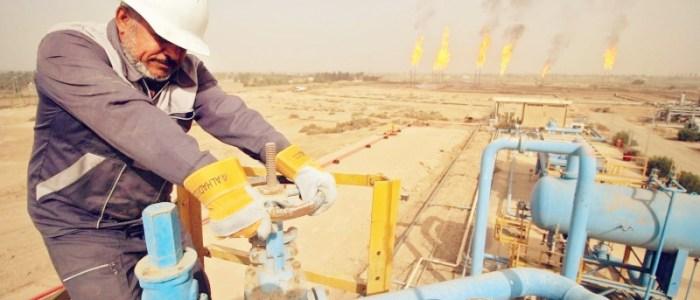 العراق يتوقع تقلص الخزين والمعروض والفائض من النفط خلال 2019