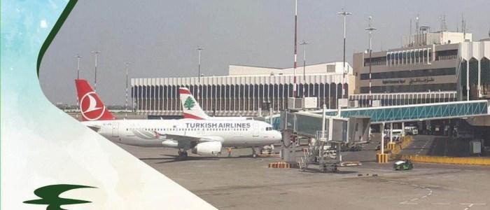 الطيران المدني يوضح حقيقة انتشار قوات أمريكية داخل مطار بغداد