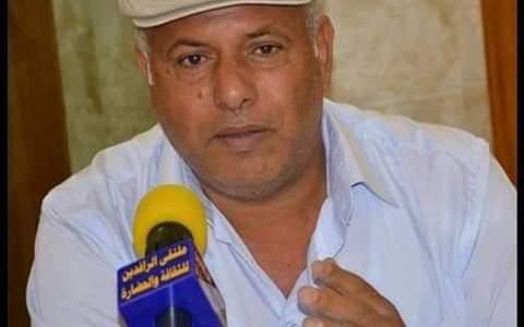 اغتيال الكاتب والروائي الدكتور علاء مشذوب وسط كربلاء!