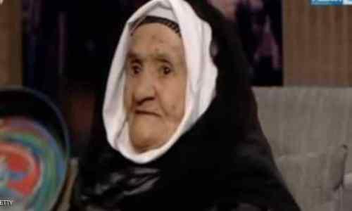"""أكبر معمرة في مصر تتبرع بـ""""تحويشة العمر"""" للفقراء"""