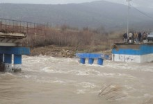 صورة الاعلام الحكومي: لا خطر يهدد حياة وممتلكات المواطنين الساكنين على نهر ديالى
