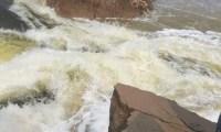 الموارد المائية توضح حقيقة انهيار سد هور الحويزة!