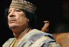 """صورة """"وثائق سرية"""".. التخطيط لاغتيال القذافي بدأ قبل مقتله بربع قرن"""