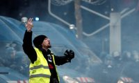 """فرنسا تستعد لاحتجاجات """"السترات الصفراء"""""""