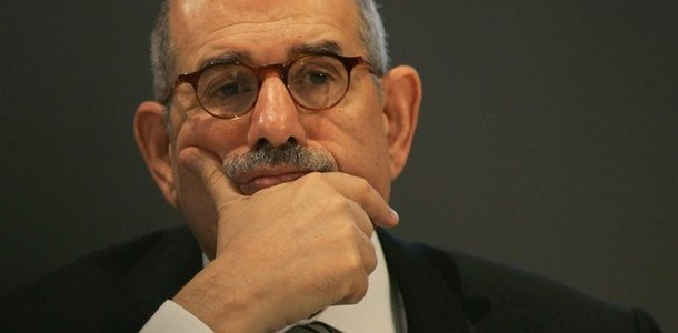 البرادعي يشتكي تأخير تجديد جواز سفره المصري