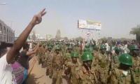 تطورات الوضع في السودان… البشير ينتحى والجيش يستعد لمجلس انتقالي
