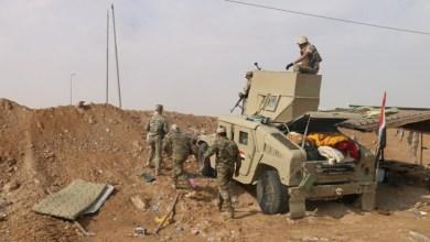 صورة خطة أمنية عراقية جديدة لتأمين الحدود مع سوريا
