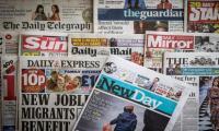 """صحف بريطانية تتناول الثورة السودانية و""""معاناة"""" المسيحيين في العراق وقصة ألمانية عائدة من """"أرض الخلافة"""""""