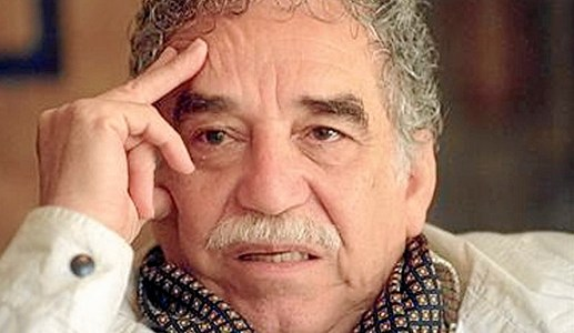 الروائي الكولومبي جابرييل خوسيه جارسيا ماركيز.