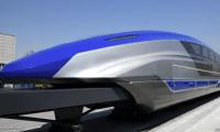 الصين تكشف عن قطار أسرع من الطائرة