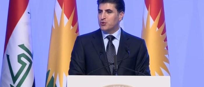 نيجرفان بارزاني يؤدي اليمين الدستورية رئيسا لإقليم كردستان العراق