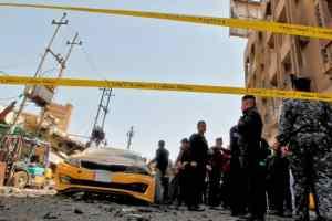 الشرطة العراقية: مقتل 7 في انفجار بمسجد في بغداد