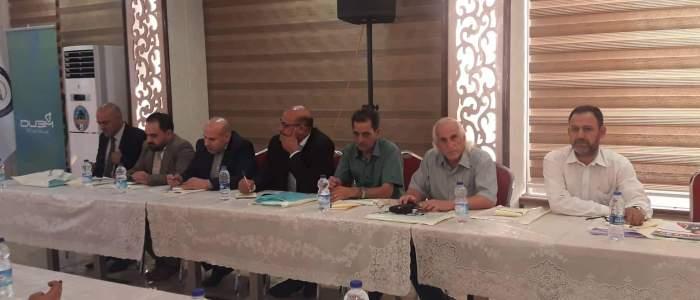 هيئة الإعلام :سنتعاون مع قصر الثقافة الديواني في نشاطات مقبلة لمكانته الإبداعية