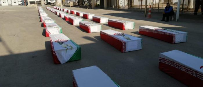 بغداد تسلم طهران رفاة إيرانيين في الشلامجة