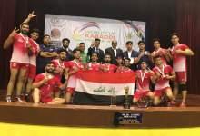 صورة العراق يحقق انجازا عالميا في كأس العالم للكبادي